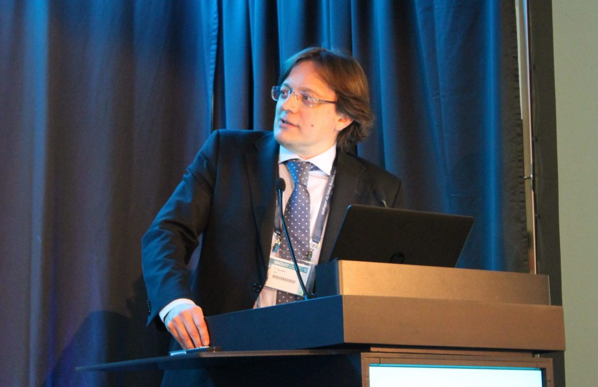 ESOU17 An interview with Prof. Paolo Gontero