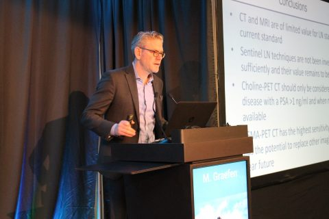 ESOU17: Game changer ahead in lymph node staging detection: PSMA-PET